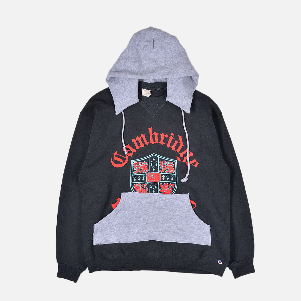 CAMBRIDGE RECONSTRUCT HOODIE - MEDIUM