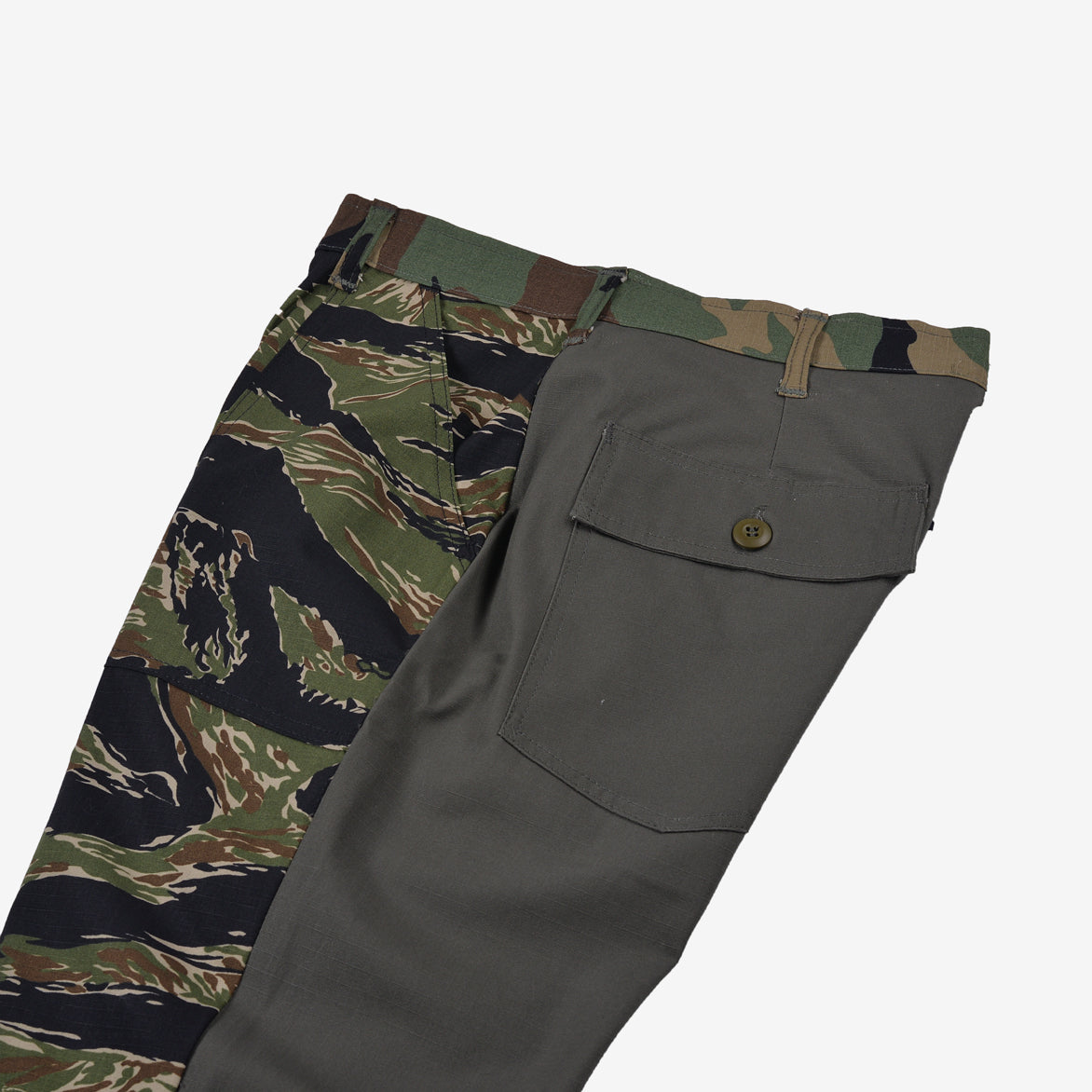 RECONSTRUCT TAPER FATIGUE PANT - NATURAL / TIGER (3)
