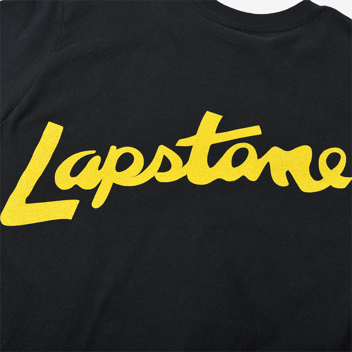 LAPSTONE X STAN RAY TEE - BLACK