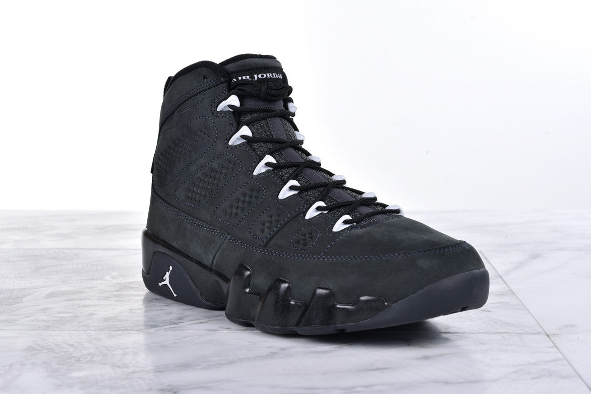 "AIR JORDAN 9 RETRO ""ANTHRACITE"""