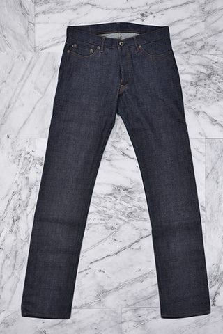 13.5oz COTE DIVOIRE SLIM TAPERED - INDIGO