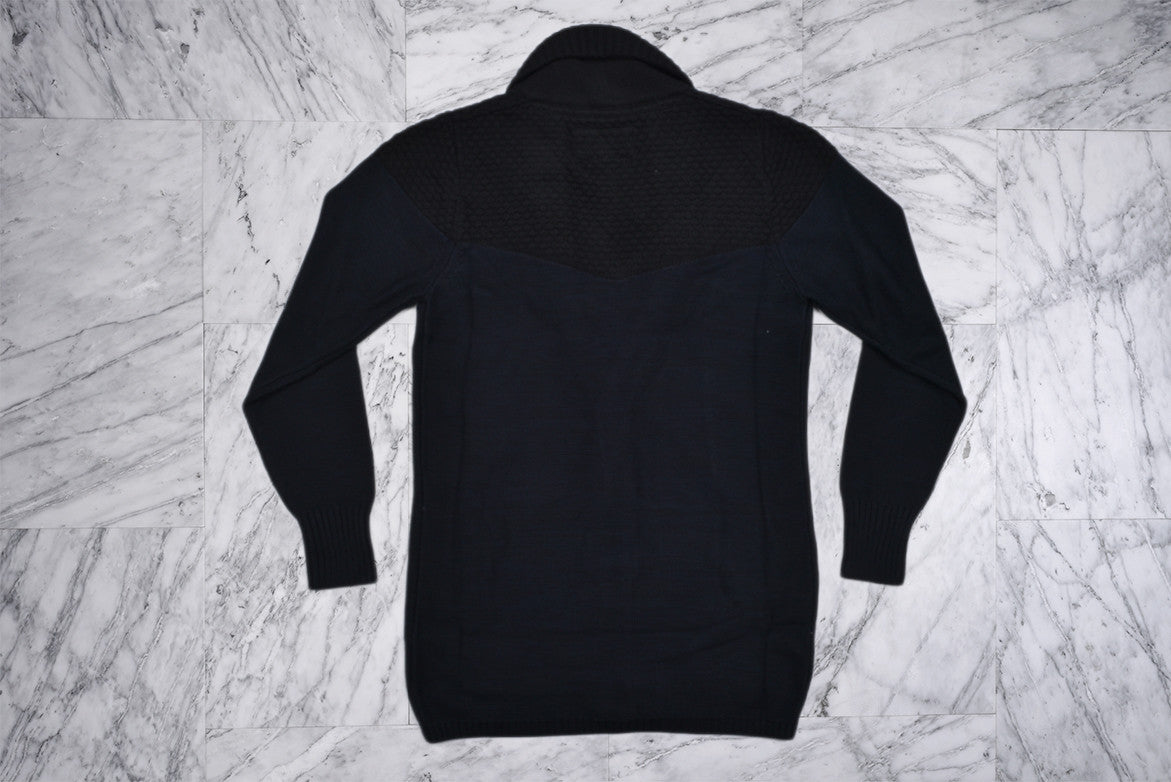 SALEM KNIT - DARK NAVY