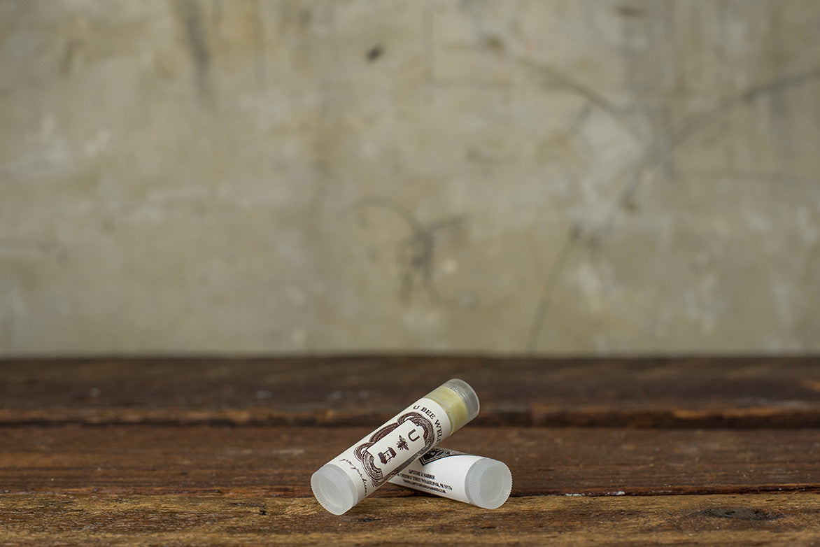 LIP BALM - LAVENDER & TEE TREE