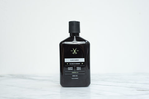 BLIND BARBER LEMONGRASS TEA SHAMPOO (BODYWASH)