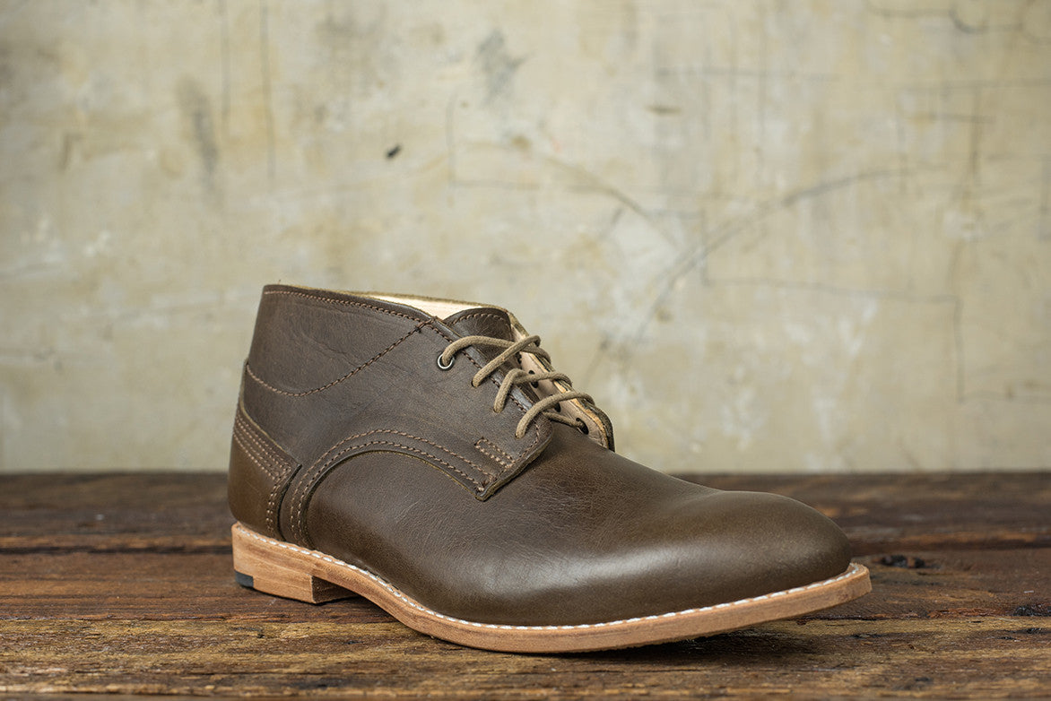 TIMBERLAND COULTER CHUKKA - OLIVE
