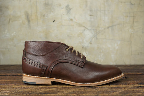 TIMBERLAND COULTER CHUKKA - DARK BROWN