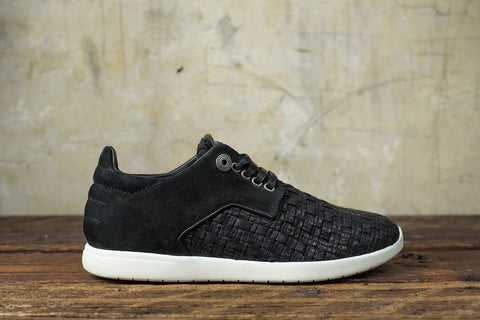 YALE HAND WOVEN - BLACK
