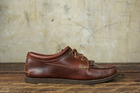 BLUCHER WITH KILTIE - TAN