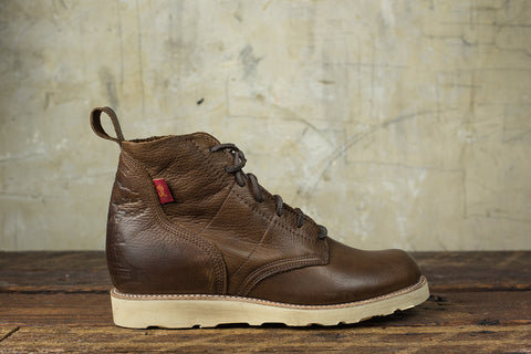 GORILLA CHUKKA BOOT - CHOCOLATE TEMPEST