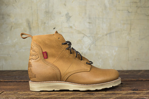 GORILLA CHUKKA BOOT - SADDLE TEMPEST
