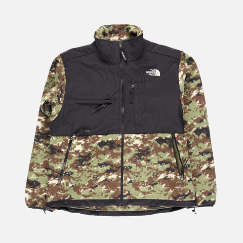 95 RETRO DENALI JACKET - BURNT OLIVE / DIGI CAMO