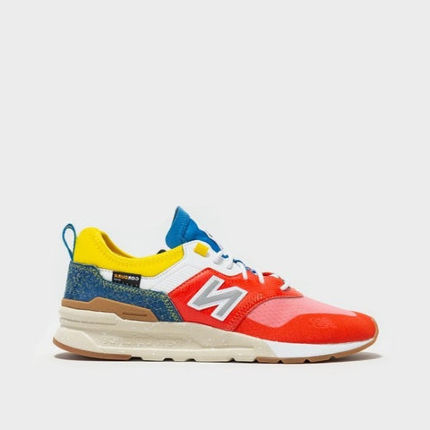 997H SPRING HIKE TRAIL - NEO FLAME / CLASSIC BLUE / YELLOW