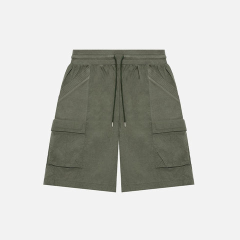 R10 TACTICAL CARGO SHORTS - OLIVE