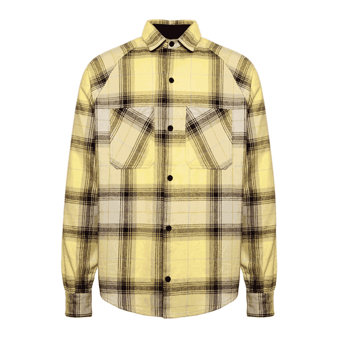 FLANNEL SHIRT - YELLOW