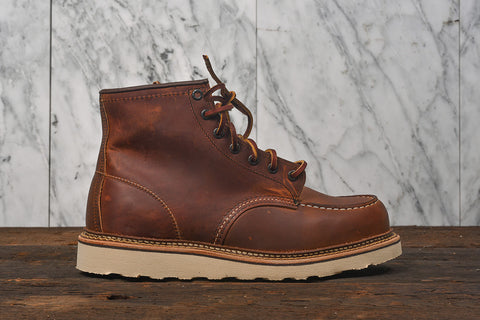 "6"" MOC TOE - COPPER ROUGH & TOUGH"