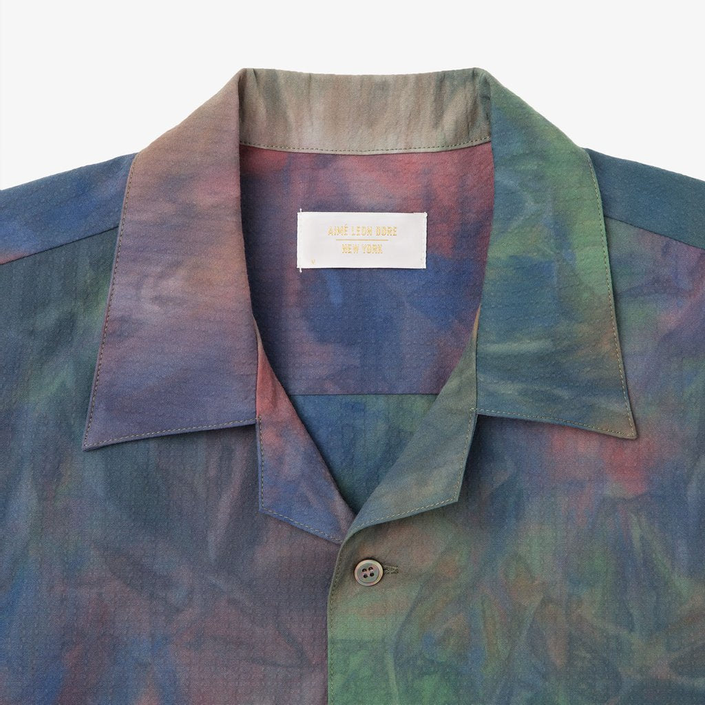 SS LEISURE SHIRT - MULTI