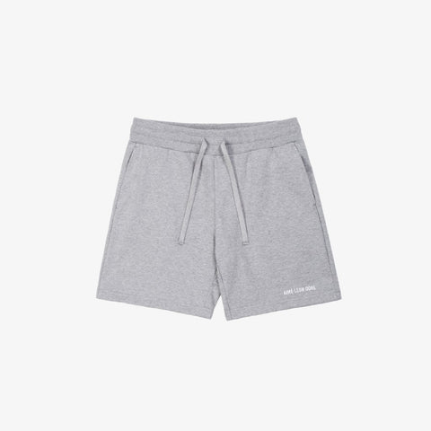 FRENCH TERRY CAMPER SHORT - GREY