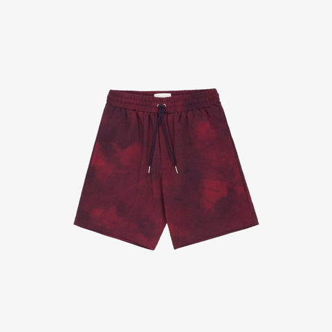 LEISURE SHORT - MAROON