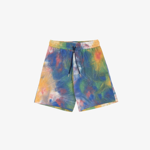 LEISURE SHORT - MULTI COLOR