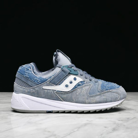 "GRID 8500 MD ""BORO"" - BLUE DENIM"