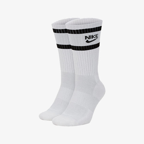 Nike Heritage Crew Socks - BLACK (2-PACK)