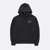 LAST SUPPER HOODIE - BLACK