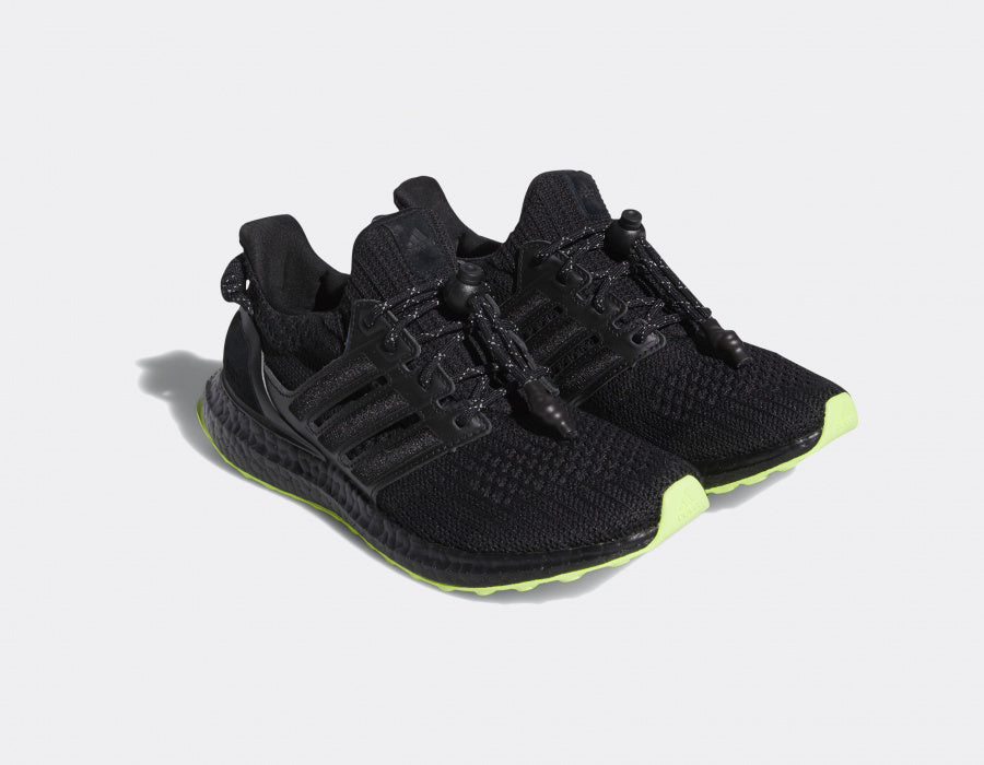 IVY PARK X ADIDAS ULTRABOOST OG - CORE BLACK / HI-RES YELLOW