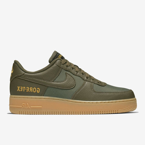 AIR FORCE 1 GTX - OLIVE / GOLD