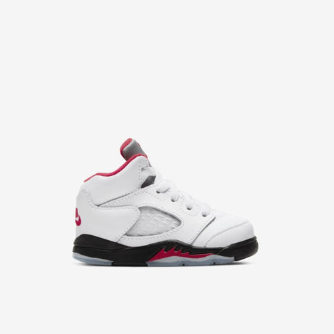 "AIR JORDAN 5 RETRO (TD) ""FIRE RED"""