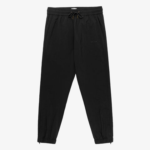 CORE NYLON PANT - BLACK