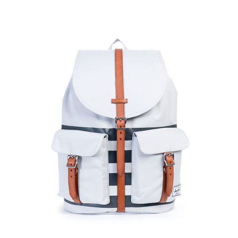 DAWSON BACKPACK - LUNAR ROCK OFFSET STRIPE