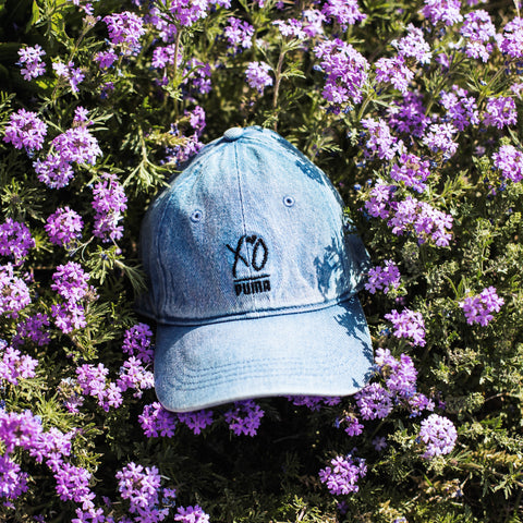 PUMA x XO DENIM CAP - ACID WASH