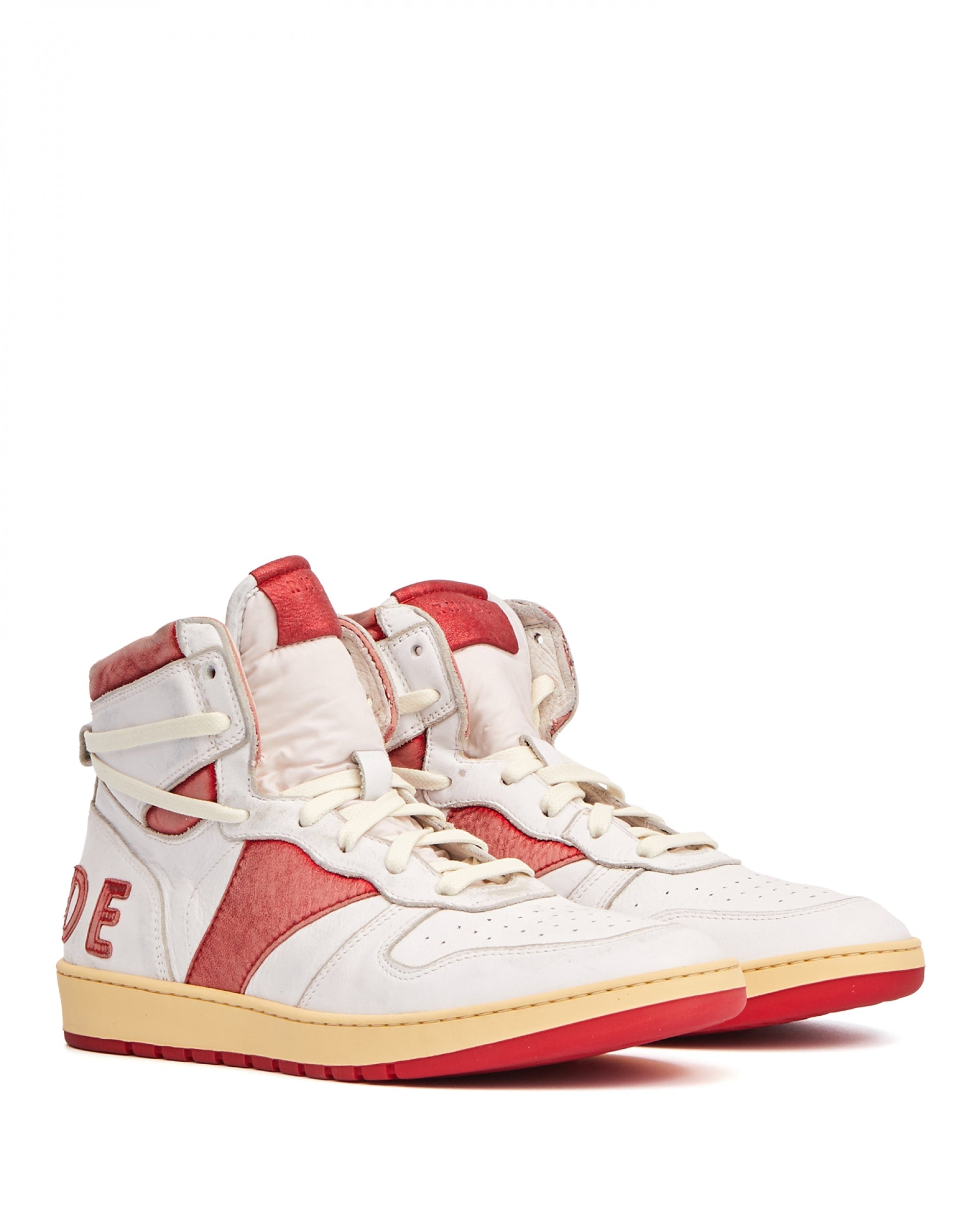 RHECESS-HI - WHITE / RED