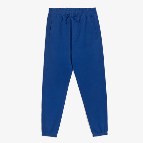 FRENCH TERRY SWEAT PANTS - NAVY