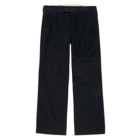 GOSHA STRAIGHT PANT - BLACK