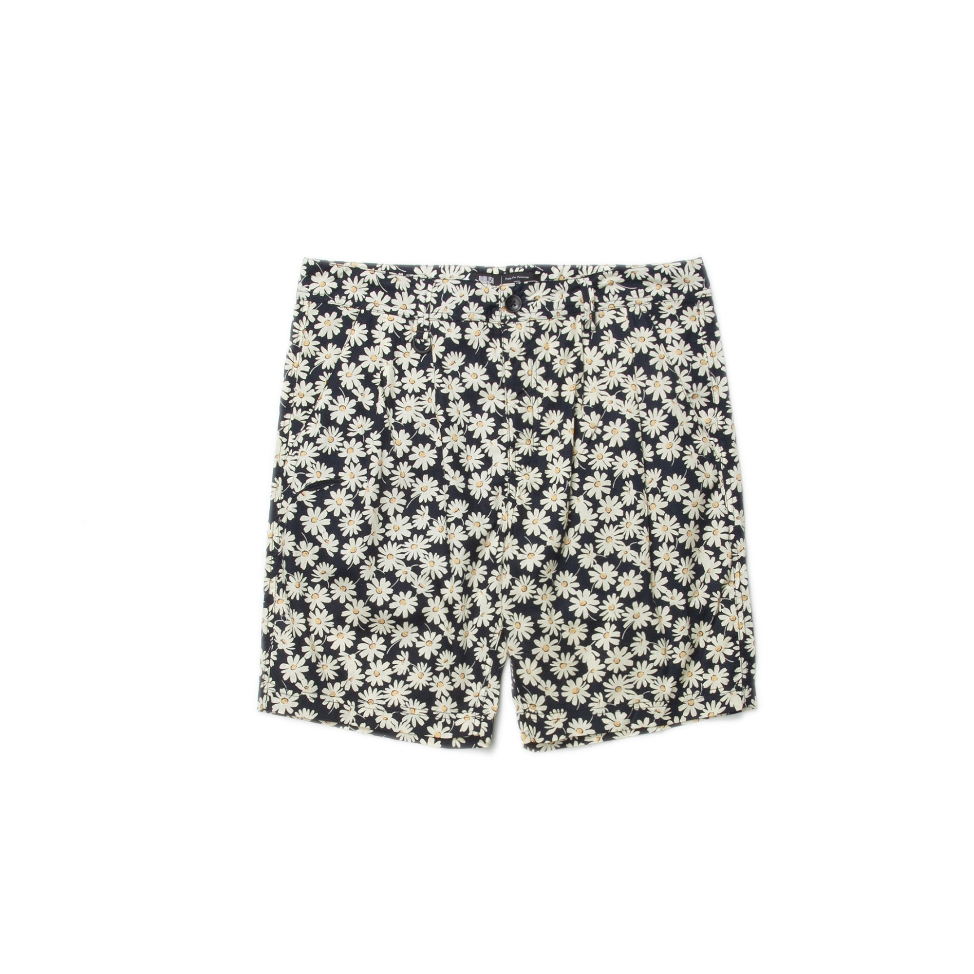 JAMED- SHORTS - WOVEN NAVY