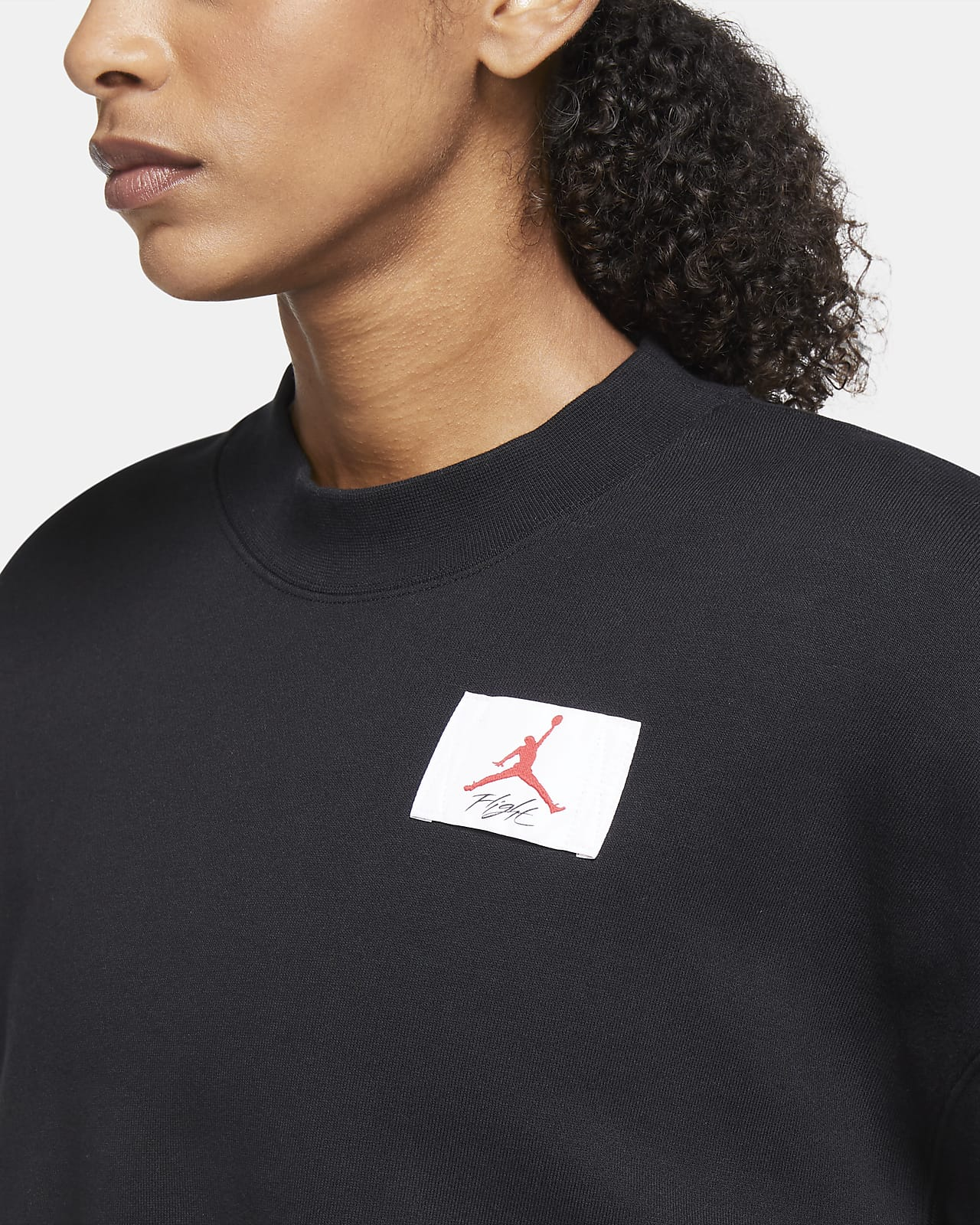 Jordan Flight Women's Fleece Top
