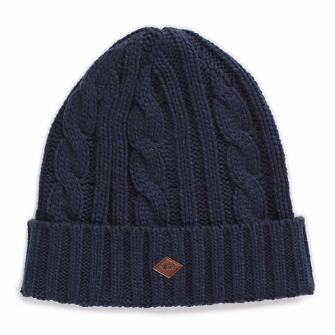 LATONA BEANIE - DRESS BLUES