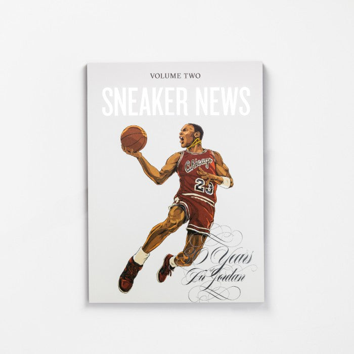 SNEAKER NEWS VOLUME TWO