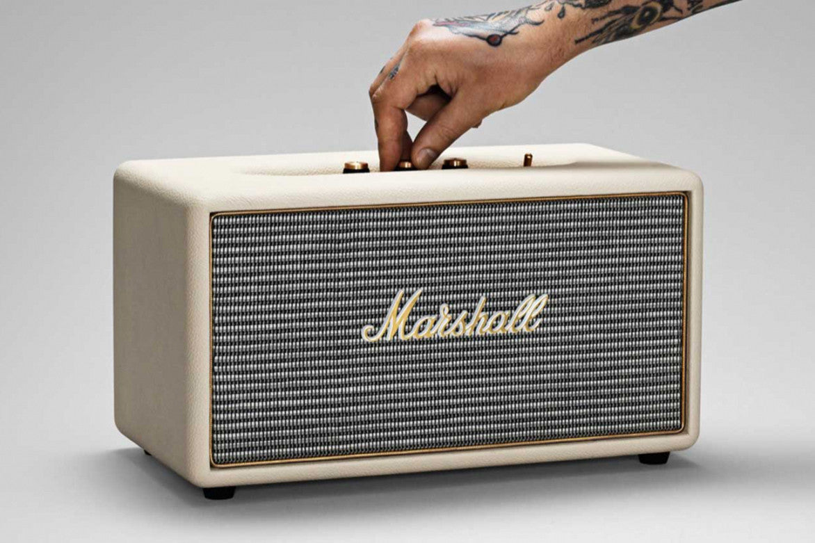 STANMORE BLUETOOTH SPEAKER - CREAM