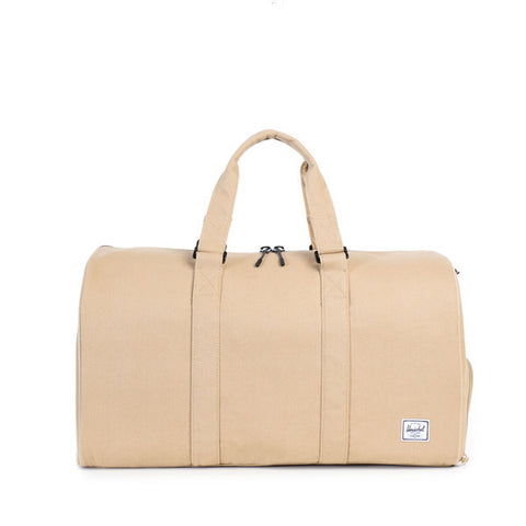 NOVEL DUFFLE - KHAKI CANVAS