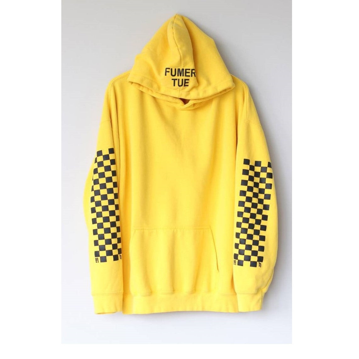RHACER HOODY - YELLOW