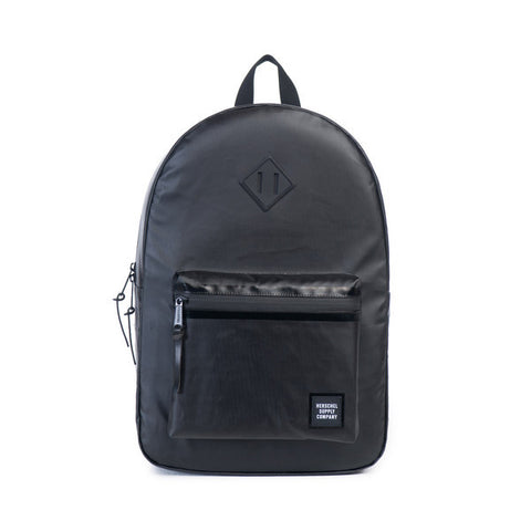 RUSKIN BACKPACK - BLACK POLY