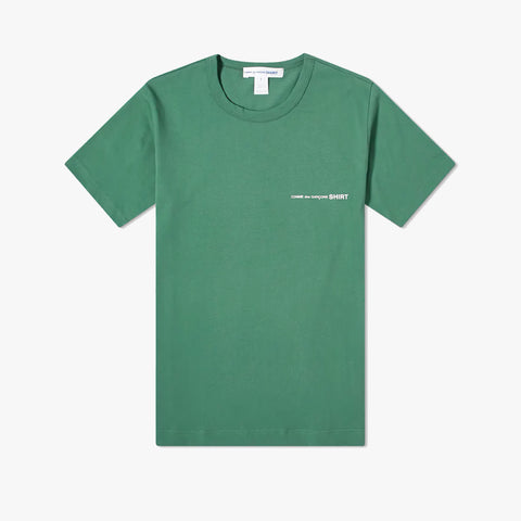 COLOR CHEST LOGO TEE - GREEN