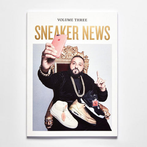SNEAKER NEWS VOLUME THREE
