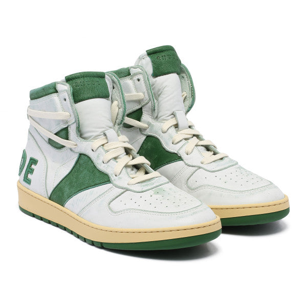 RHECESS HI SKYLINE - WHITE / GREEN