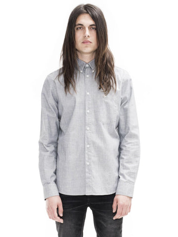 STANLEY GREY CHAMBRAY DENIM