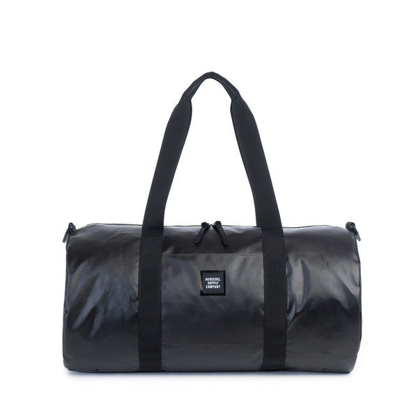 SUTTON DUFFLE 1 MID VOLUME - BLACK / PEWTER POLY