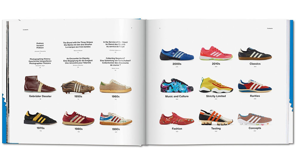 THE ADIDAS ARCHIVE: THE FOOTWEAR COLLECTION