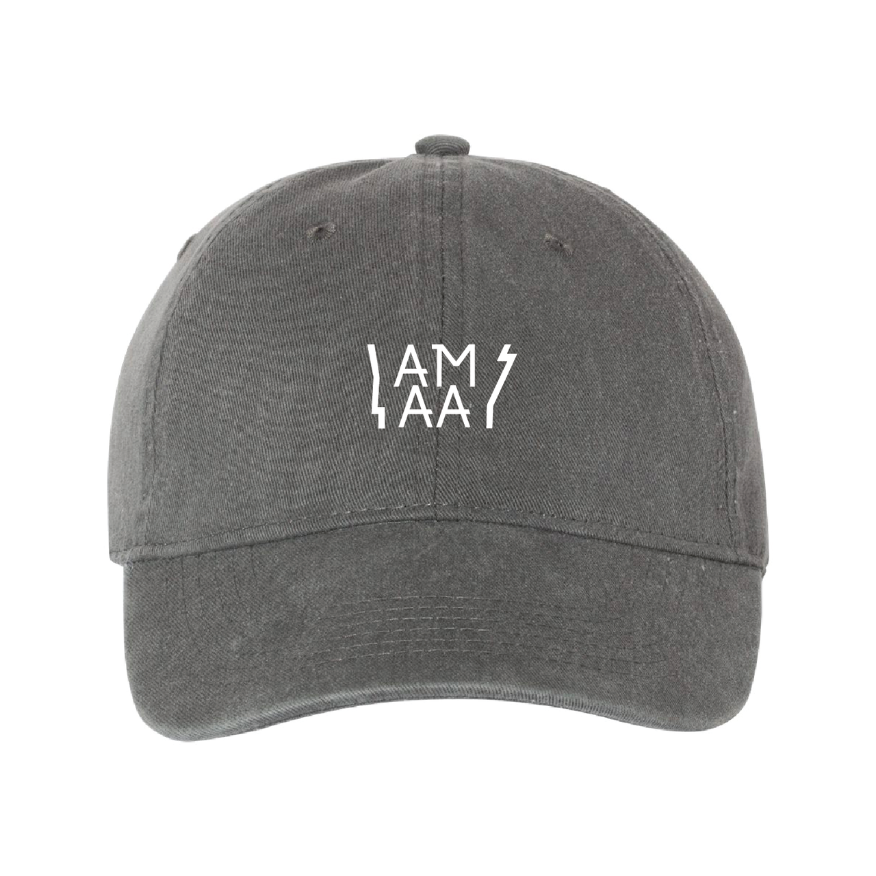 AMAA Logo Unstructured Cap